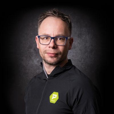 Patrick van der Jagt